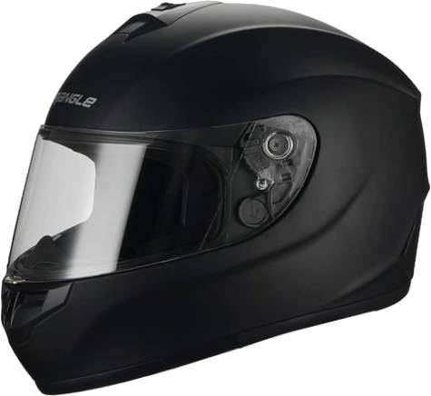Triangle Full-Face Motorcycle Helmet