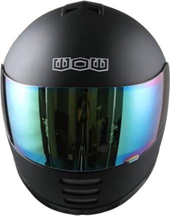 Wow Motorcycle Full-Face Helmet