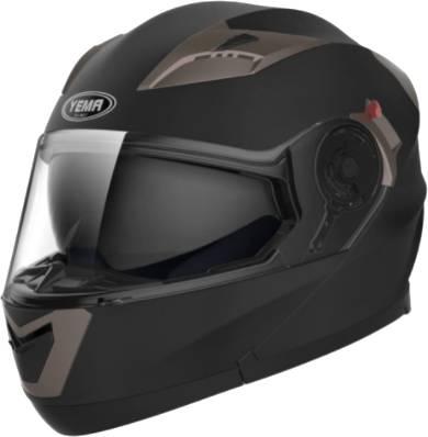 Yema Motorcycle Helmet- Full Face Modular Helmet