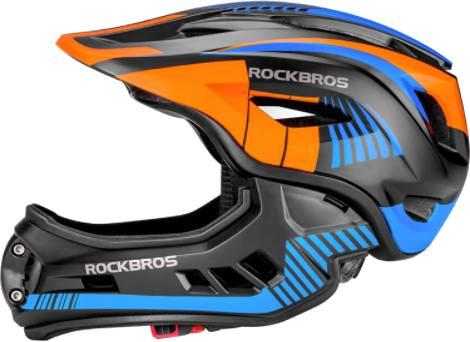 rockbros full face helmet