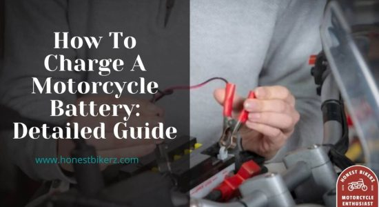 How to charge a motorcycle battery: Detailed Guide in 2021